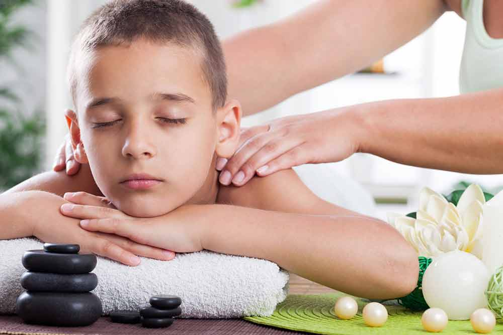 Massage for the Growing Child