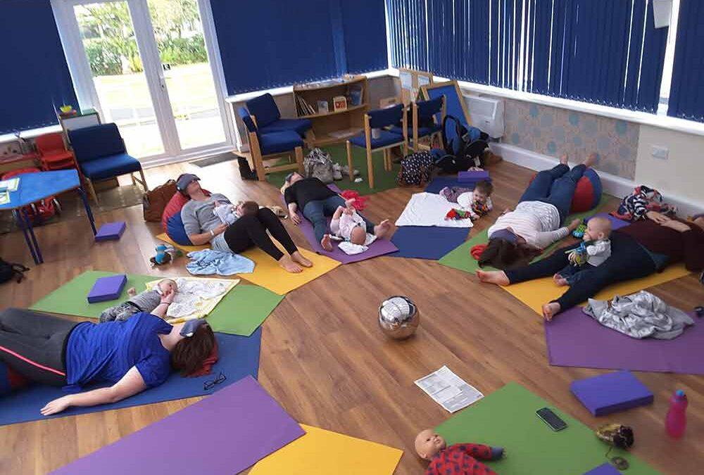 Baby Yoga Benefits